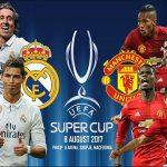 Mourinho muốn Man Utd xoá dớp vô duyên ở Siêu cúp châu Âu
