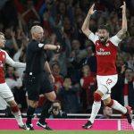 Arsenal hạ Leicester trong trận mở màn nghẹt thở ở Ngoại hạng Anh