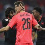 Arsenal bị ngộ độc thực phẩm trước trận thắng Bayern