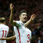 Ba Lan đi thẳng tới World Cup, Đan Mạch đá play-off