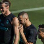 Bộ ba BBC tái hợp, chuẩn bị cho derby Madrid