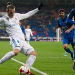 Real bị đội hạng ba cầm chân trên sân nhà Bernabeu