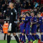 Barca đi tiếp ở Cup Nhà Vua bằng chiến thắng chung cuộc 8-0