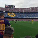 Barca phải đá trên sân Nou Camp không khán giả