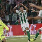 Real bị đẩy xuống vị trí thứ sáu La Liga