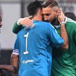 Buffon chèo kéo Donnarumma đến Juventus