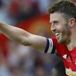 Carrick thay Rooney làm đội trưởng Man Utd