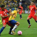 HLV Jorge Sampaoli bắt bệnh tuyển Chile từ năm 2015