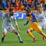 Cầu thủ Real có nguy cơ bị treo giò ba trận vì cố ý nhận thẻ vàng