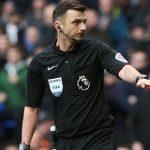 Trọng tài khắc tinh với Man Utd bắt chính trận derby Manchester