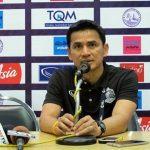 Kiatisuk từ chức sau 10 trận ở CLB Cảng Thái Lan