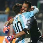 Romero: 'Argentina không ngại việc phụ thuộc Messi'