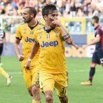 Juventus ngược dòng thắng đậm sau khi bị dẫn hai bàn trong bảy phút