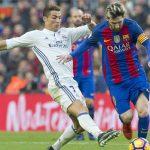 Barca vượt trội Real về chỉ số tấn công trước El Clasico