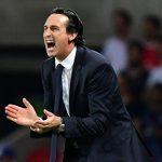 HLV Unai Emery khẳng định PSG cùng trình độ với Real