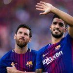 Suarez căng thẳng vì không giúp được nhiều cho Messi