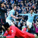 Man City đánh bại Arsenal, bỏ cách Man Utd tám điểm