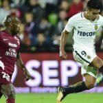 Falcao ghi bàn thứ năm, Monaco bứt lên dẫn đầu Ligue 1