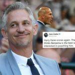 Cựu danh thủ Barca mượn Kane để châm chọc Zidane