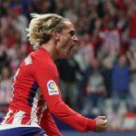 Atletico mừng sân mới bằng chiến thắng và lên vị trí thứ ba La Liga