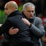 Guardiola: 'Man City thắng, Mourinho lại đổ lỗi cho trọng tài'
