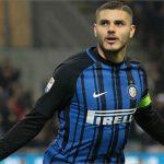 Icardi lập cú đúp, Inter lên ngôi đầu Serie A