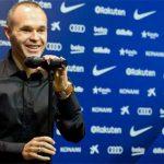 Iniesta: 'Thật công bằng khi Ronaldo có năm Quả Bóng Vàng'