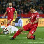 Ivanovic kiến tạo, Serbia lần thứ hai giành vé dự World Cup