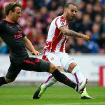Hàng thải của Real tỏa sáng, Stoke đánh bại Arsenal