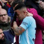 Man City mất Gabriel Jesus từ bốn đến sáu tuần