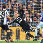 Juventus quật khởi cuối trận, vẫn trắng tay rời Sampdoria