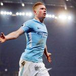 Man City tăng lương gần gấp đôi để giữ De Bruyne