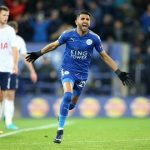 Mahrez - Vardy giúp Leicester đánh bại Tottenham