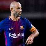 Mascherano: 'Sự nghiệp tại Barca đang đến hồi kết'