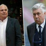 Chủ tịch tố trợ lý Ancelotti làm hỏng không khí ở Bayern