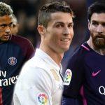 Qua mặt Ronaldo và Neymar, Messi dẫn đầu về giá trị