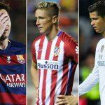 Torres khâm phục thành tựu của Ronaldo trong 'thời đại Messi'
