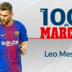 Độc giả báo thân Real chọn Messi hay nhất năm 2017