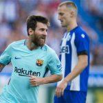 Messi lập công chuộc tội, Barca thắng trận thứ hai tại La Liga