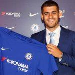 Chelsea hoàn tất vụ mua Morata