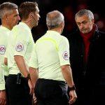 Mourinho đổ lỗi cho trọng tài khi Man Utd tiếp mạch không thắng