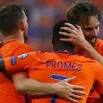 Hà Lan là hạt giống của giải Vô địch quốc gia châu Âu