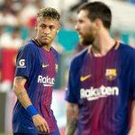 Messi: 'Sự ra đi của Neymar giúp Barca phòng ngự tốt hơn'