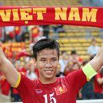 Quế Ngọc Hải trở lại tuyển Việt Nam