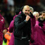 Guardiola khuyến khích cầu thủ Man City sau vụ xô xát với Man Utd