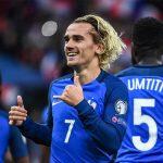 Tây Ban Nha bị loại, Pháp vào nhóm hạt giống hàng đầu ở World Cup 2018