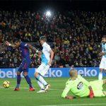 Paulinho ghi bàn chỉ thua Messi và Suarez tại Barca