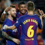Messi ghi bốn bàn, Barca đại thắng ở vòng năm La Liga
