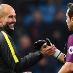 Guardiola phấn chấn khi Bravo hóa thành người hùng của Man City