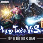 Tuyết Ưng VNG big update ra mắt môn phái mới Phụng Tước, phiên bản PC cực đẹp